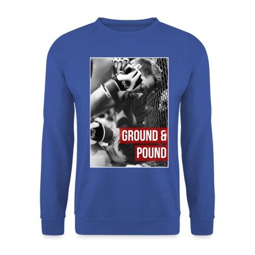 Ground n Pount - Men's Sweatshirt