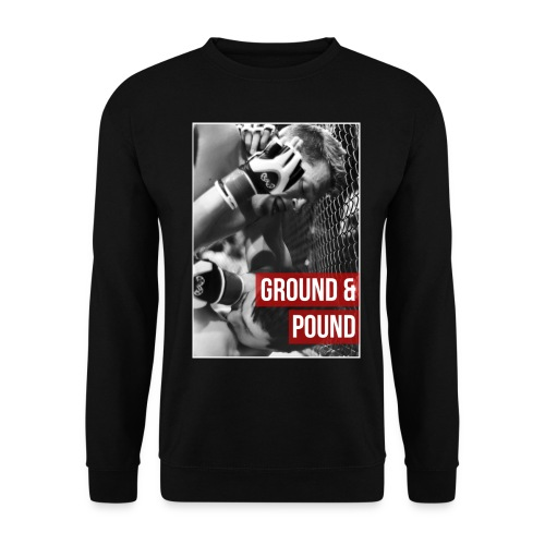 Ground n Pount - Men's Sweatshirt
