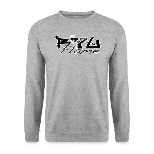 Ryu Flame Logo png - Männer Pullover
