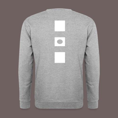 GBIGBO zjebeezjeboo - Rock - Blocs 3 - Sweat-shirt Unisex