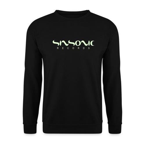 Sinsonic Logo Text - Männer Pullover