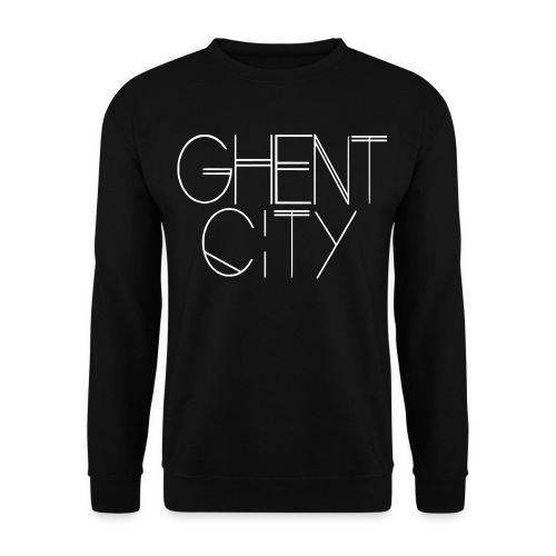 Ghent City - Mannen sweater