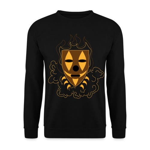 Mask louis style png - Unisex sweater
