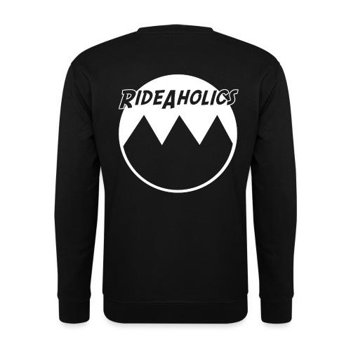 Rideaholicslogo - Unisex Pullover