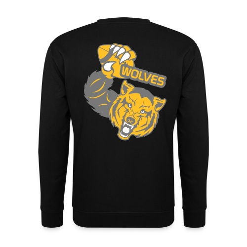 Wolves Rugby - Sweat-shirt Unisex
