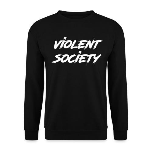 Violent Society - Männer Pullover