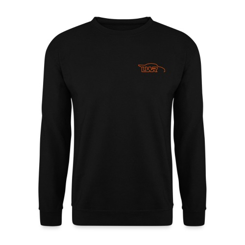 Loup-LoweldingCom-Noir - Sweat-shirt Homme