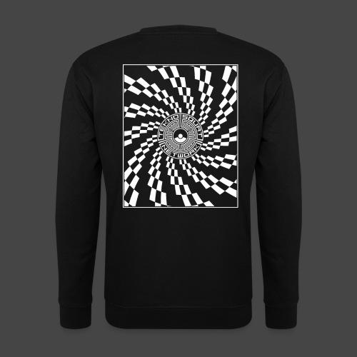 TEKNOSQUAT RÉSEAU SPIRAL - Sweat-shirt Unisex