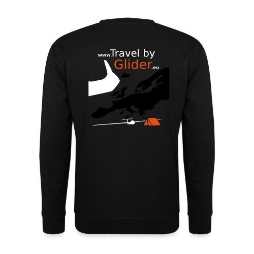 TravelByGlider_Shirt_Logo - Unisex Pullover