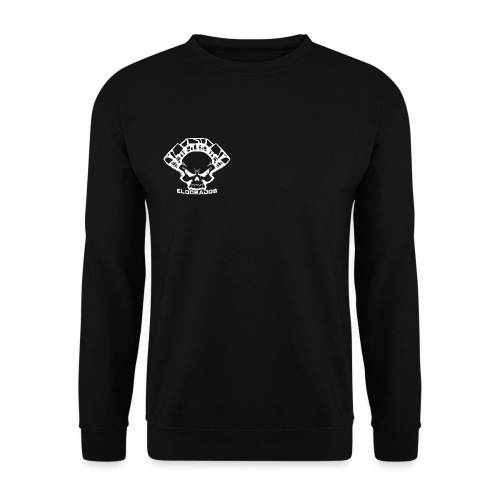 ED LOGO png - Unisex Pullover