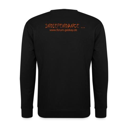 indiependance shirt 1 - Unisex Pullover