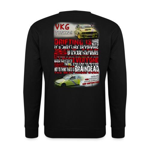 test 2 3 FÆRDIG png - Unisex sweater