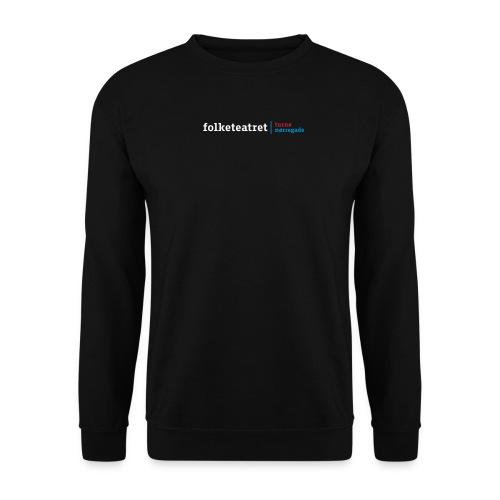 Folketeatret_t+n - Herre sweater