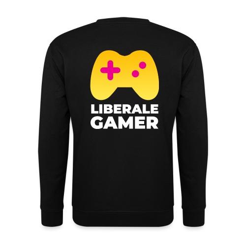 Liberale Gamer Logo - Unisex Pullover