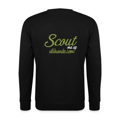 Scout me up - Unisex Pullover