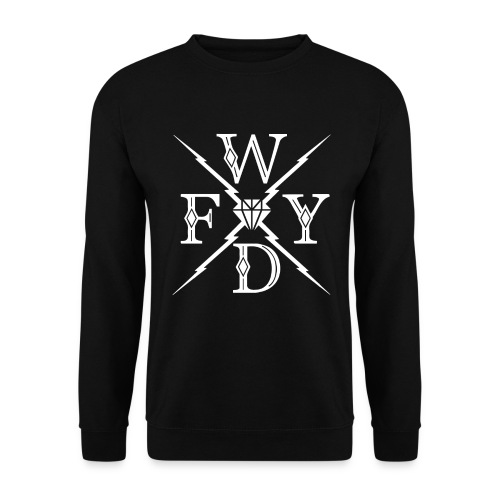 WFYDDOPE WEISS png - Unisex Pullover