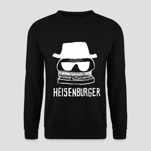 Heisenburger blanc png - Sweat-shirt Unisexe