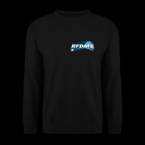 LOGO RFDM 2018 fond tranp - Sweat-shirt Homme