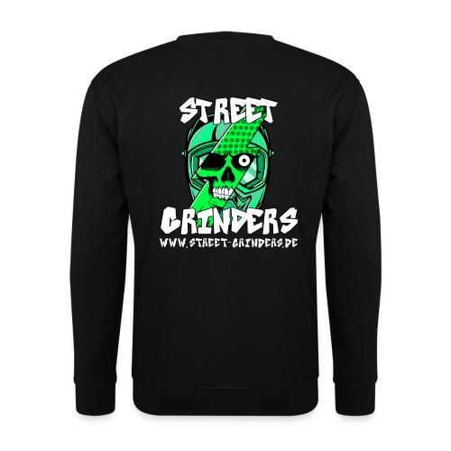 Street Grinders Merch Grün - Männer Pullover