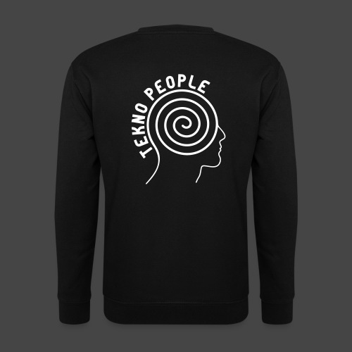 personnes tekno - Sweat-shirt Unisex