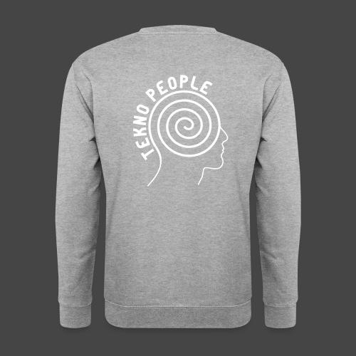 personnes tekno - Sweat-shirt Unisex