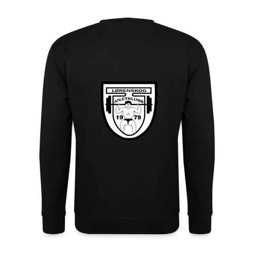 lrenskog atletklubb logo3 - Genser for menn