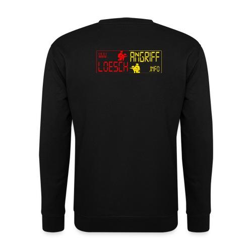 logo2014rotgelb png - Männer Pullover