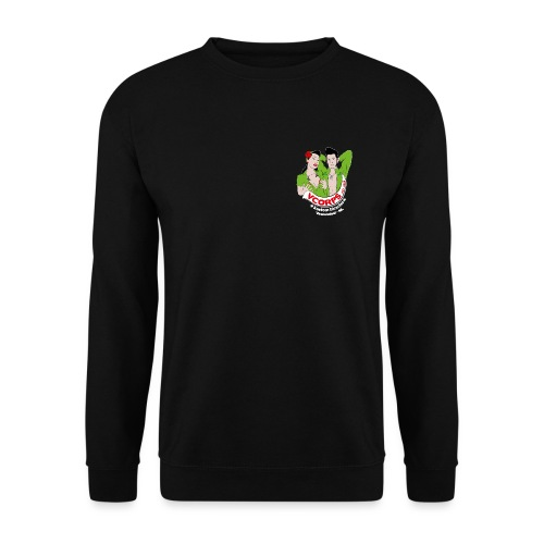 VCorps Logo PinUps - Unisex sweater