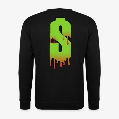 blood money - Unisex sweater