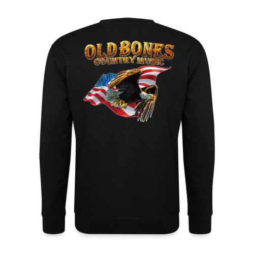 Old Bones Countryband FANSHOP - Unisex Pullover