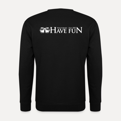 Logo Have Fun Malfurion - Unisex Pullover