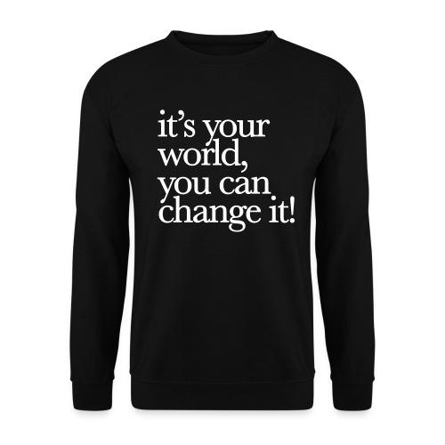(yourworld) - Unisex Pullover