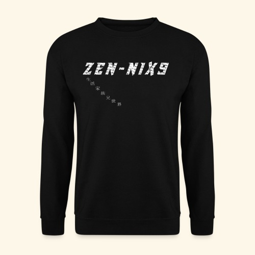 ZEN-NIX9 3 - Felpa unisex
