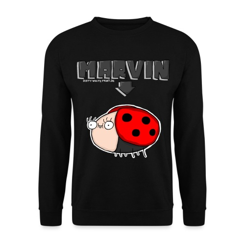 MARVIN shirt png - Unisex Pullover