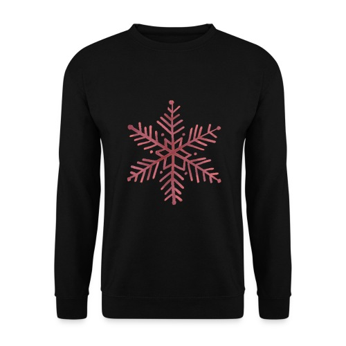snowflake - Sweat-shirt Unisexe