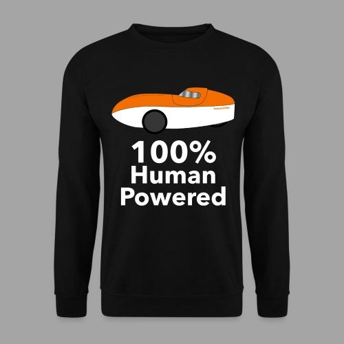 Human Powered WAW - Unisex svetaripaita