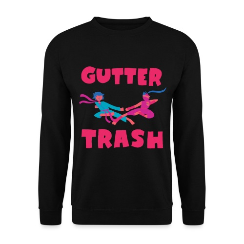 guttertrash4 - Unisex Sweatshirt