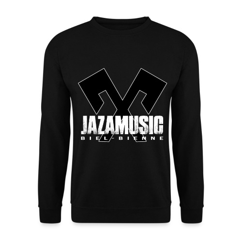 jazamusic wappen hinten - Unisex Pullover