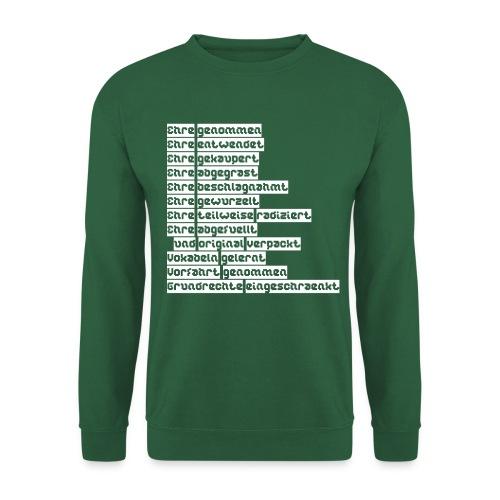 Ehre 4 0 - Unisex Sweatshirt