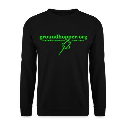 org logo einfarbig - Unisex Pullover