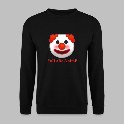 Clown Emoji - Unisex sweater