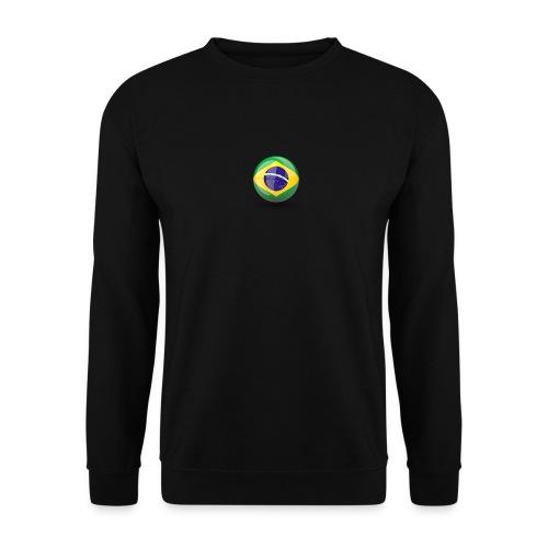 Símbolo da Bandeira do Brasil - Unisex Sweatshirt