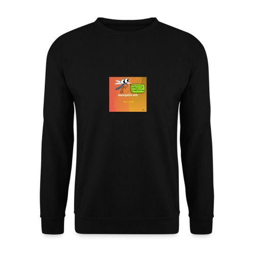 Mosquito.eth, just bloody coins - Unisex Pullover