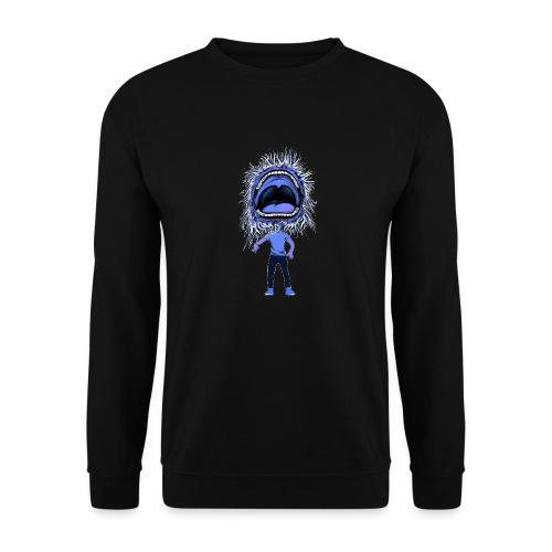 The dancing mouth - Sweat-shirt Unisexe