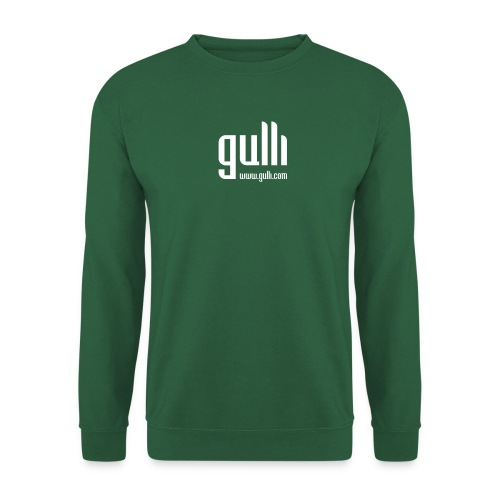 gullicomshirtvektweiss - Unisex Pullover