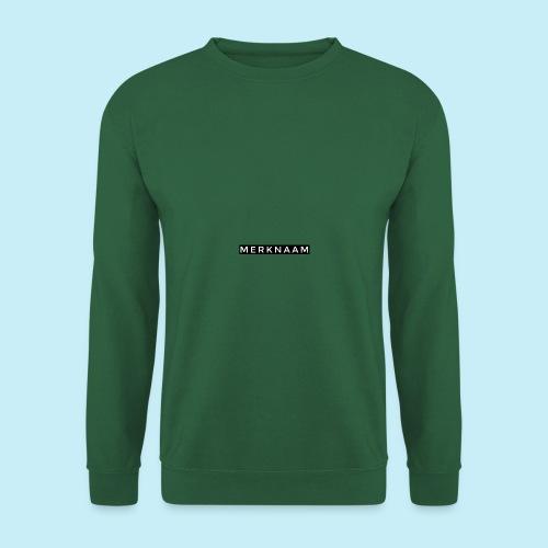 marque - Sweat-shirt Unisexe