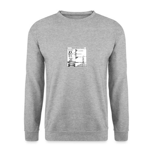 W.O.T War tactic, tank shot - Unisex Sweatshirt