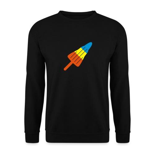 ZOOM ROCKET LOLLY: choose three different flavours - Unisex Sweatshirt