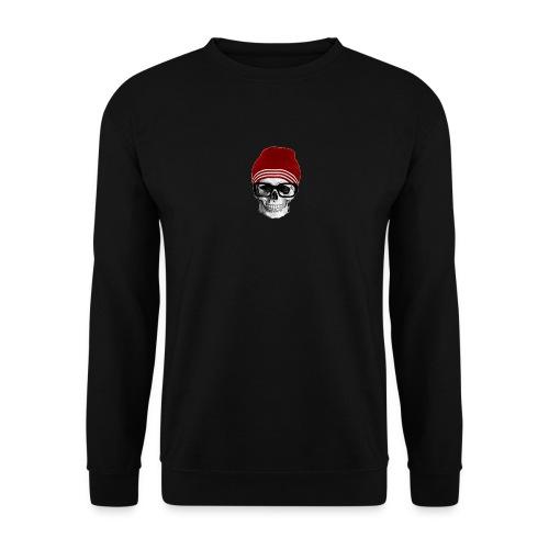 Tête de mort tendance - Sweat-shirt Unisexe