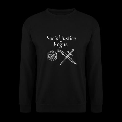 Social Justice Rogue - Unisex Sweatshirt